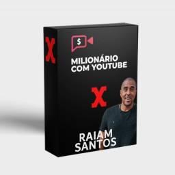 Brinde+Curso Milionário com Youtube Raiam Santos