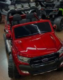 Ford ranger elétrica infantil