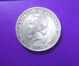 Moeda de 1000 Reis 1907
