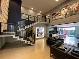 Casa sobrado em condomínio com 5 quartos no Condomínio Jardins Valência - Bairro Jardins V