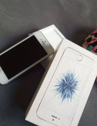 IPHONE SE NOVISSIMO 64GB LEITOR DE DIGITAL