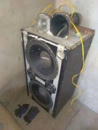Vendo caixa de som muito nova