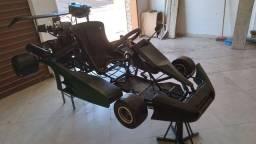 Kart com moto de 125
