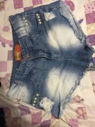Shorts em ótimo estado