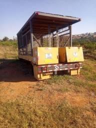 Comboio para caminhão toco
