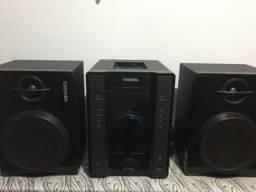 Mini System Ms8012mu 120w Rms Semp Toshiba