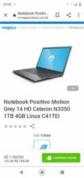Notebook com 1tb