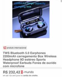 FONE TWS Bluetooth 5.0 Earphones