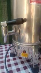 Maquina De Café Elétrica Comercial Inox 3 litros
