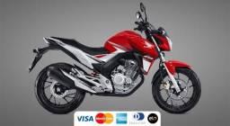 Moto Honda CB250