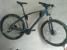 Bicicleta MTB Aro 29 toda Shimano 27v