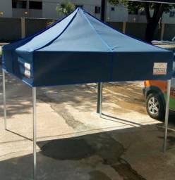 Tenda sanfonada 2x2 por apenas R$ 585,00