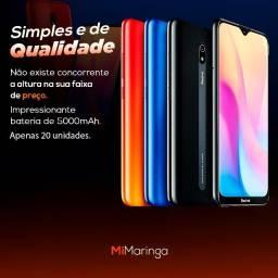 Redmi 8A 32GB - Vendas que Geram Sorriso! MiMaringá!