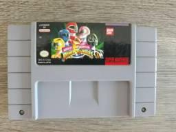 Power Rangers Super Nintendo Original