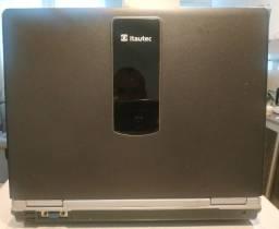 Notebook Itautec Infoway W7645 usado no estado.