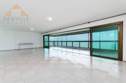 Apartamento com 4 quartos para alugar, 300 m² por R$ 15.000 com taxas - Pina - Recife