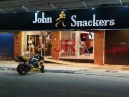Ótimo Ponto comercial JOHN SNACKERS na Rua Porto Alegre. Cabo Frio-RJ