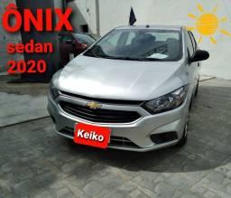 Título do anúncio: ÔNIX sedan Joy 1.0 2020. Ideal pra UBER