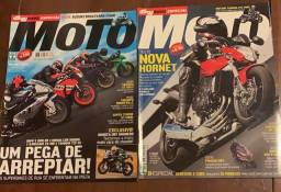 Revista Quatro Rodas Especial Moto