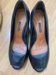 Sapato Anabela Corello Preto