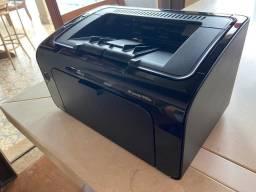 Impressora HP LaserJet P1102w Wireless - Sem Fio 110V