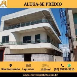 Imóvel de 2 andares no São Raimundo, com 1200 m²