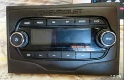 Vende se em aparelho de som  GM junto com  a moldura original