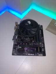 Kit Ryzen 5 com Cooler RGB