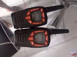 Rádio Comunicador Cobra 45km Acxt-545 Talkabout Walk Talk