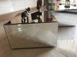 Mesa em espelho NOVA