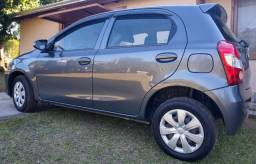 Toyota Etios 1.3 X 2014
