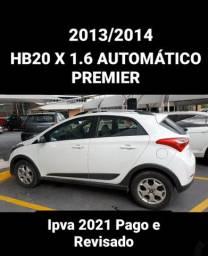 Hb20X 1.6 Automático Premier Flex