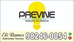 Eletricista Técnico Residencial, Predial, Comercial e Industrial