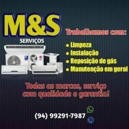M&S Refrigeração e serviços