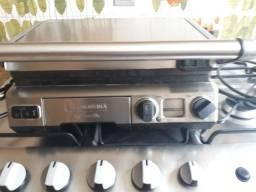 Grill elétrico Cotherm industrial semi novo