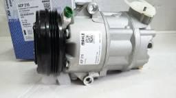 Compressor de ar condicionado automotivo todos os modelos já instalado