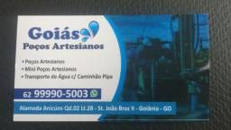 Promoção perfuração de poço artesiano/ mimi poço à partir R$2.000,00