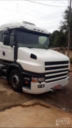 Scania T 124 6X2 AR CONDICIONADO