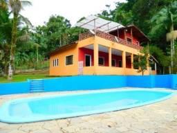 Sitio em Campo Mourao com 4200m²