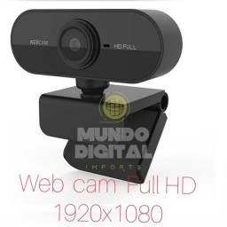 Câmera De Computador Usb Full Hd X8-1080p Webcam Mini Integr