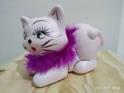 Cofre decorativo gatinha