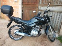 Titan 125cc  2014/15 , partida