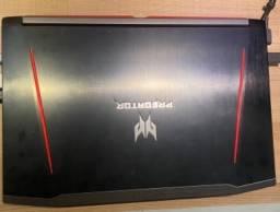 Notebook Gamer - Acer Predator Helios 300
