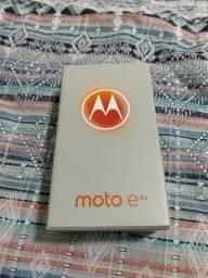 Motorola e6s - NOVO - COM GARANTIA DE 11 meses e NF