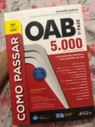 Vendo - Como passar OAB - Primeira fase