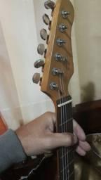 Violão accord e guitarra