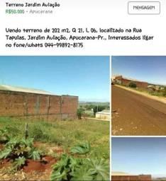Terreno em Apucarana