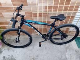 Bicicleta toda da MONACO