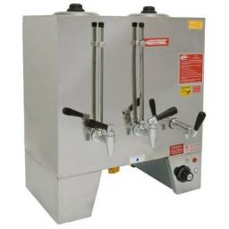 Cafeterira Industrial Dupla 10L Consercaf