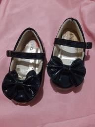 Sapato Menina 19